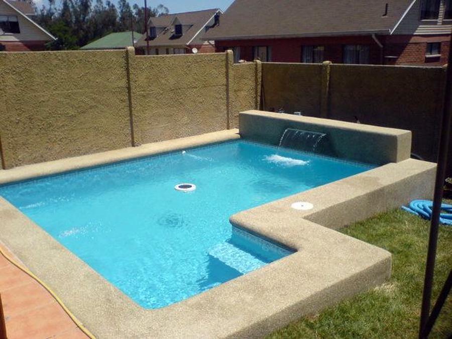 Foto piscina arica de construccion piscinas arica 11367 for Como construir una piscina en chile