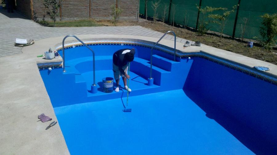 Foto piscina de hormigon de 12 x 6 mts de piscimar m r for Borde piscina hormigon