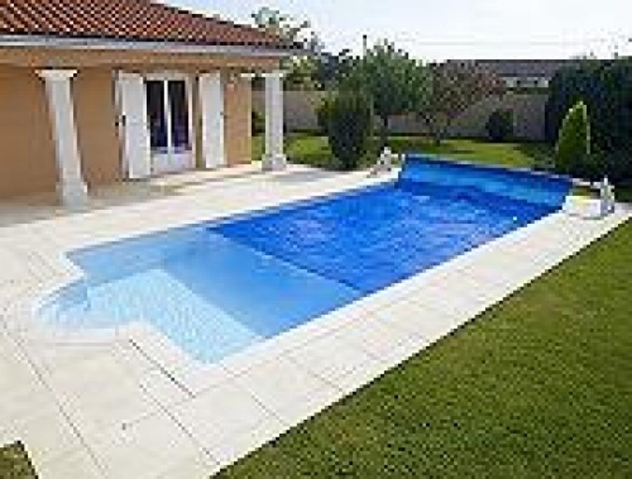 Foto piscina de hormig n de construccion piscinas arica for Construccion piscinas hormigon