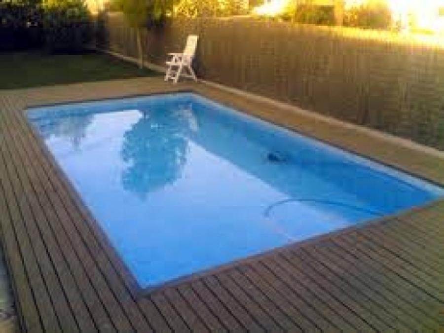 Foto piscina dekc madera de construccion piscinas arica - Piscinas de madera semienterradas ...