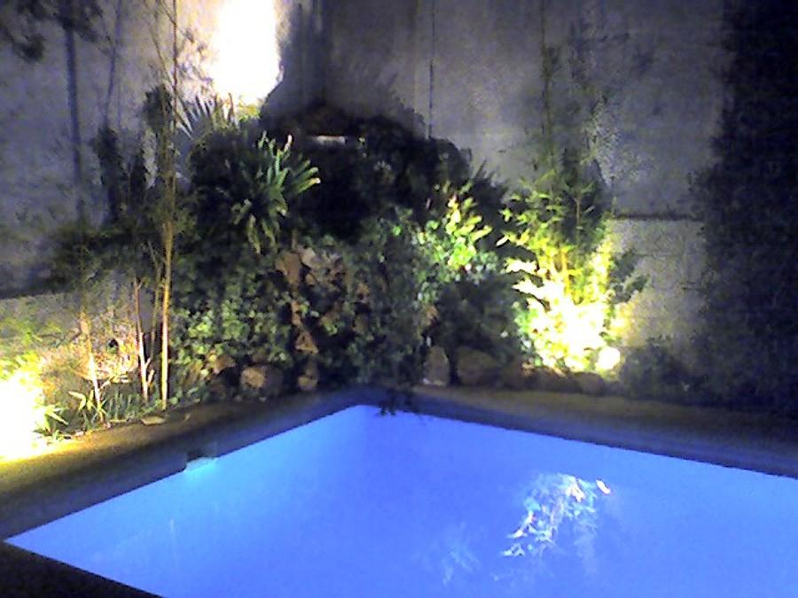 foto piscina y cascada rustica de ecam ltda 10677