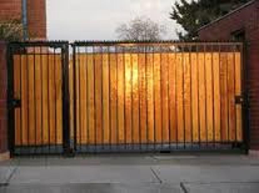 Puertas correderas para fincas
