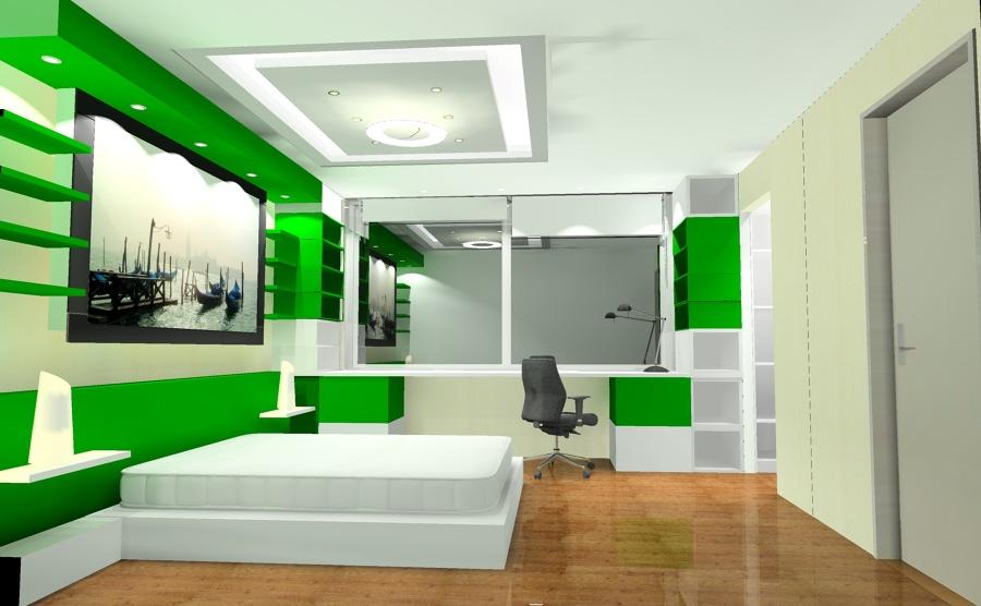 Foto presentaci n proyecto remodelaci n de habitaci n de for Como remodelar una habitacion