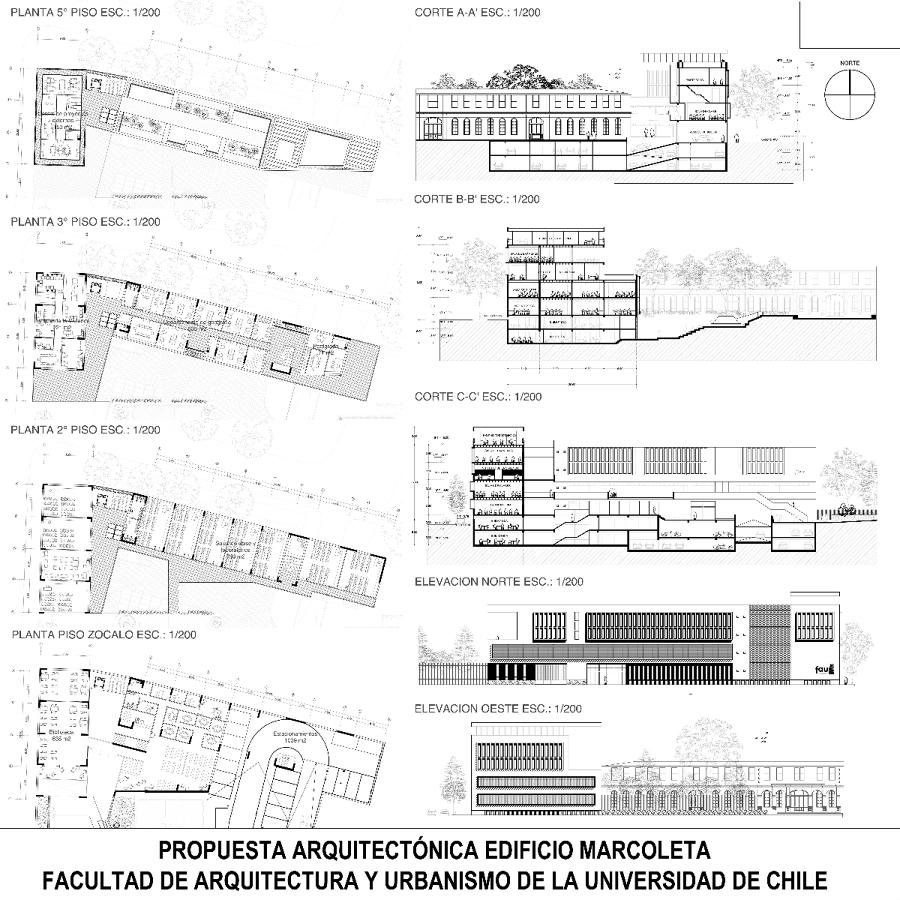 Propuesta Nuevo Edificio FAU
