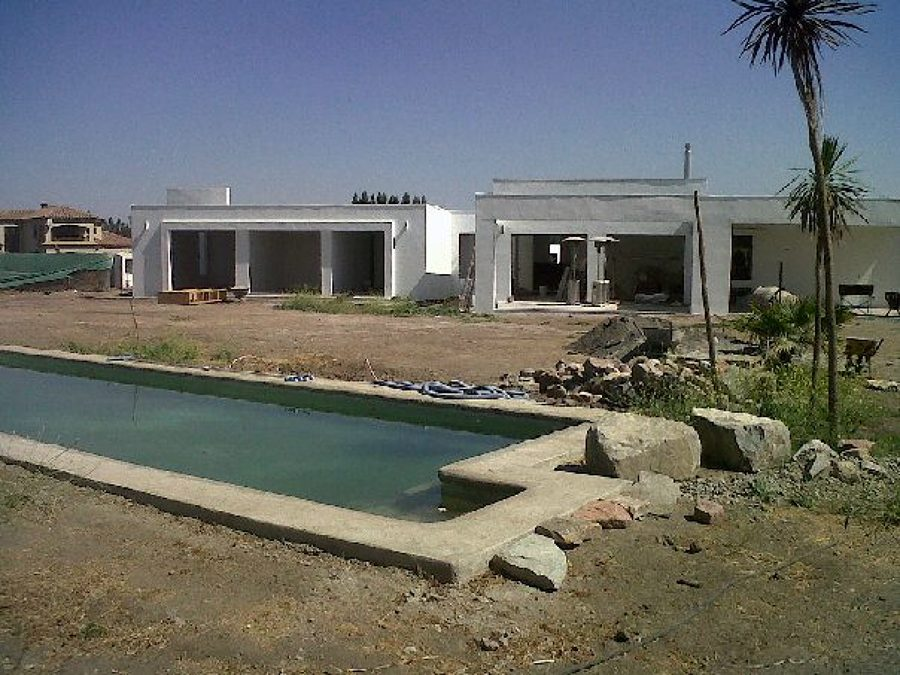 Foto proyecto casa costa vista piscina de arqr arquitectura construcci n 10305 habitissimo - Coste construccion piscina ...