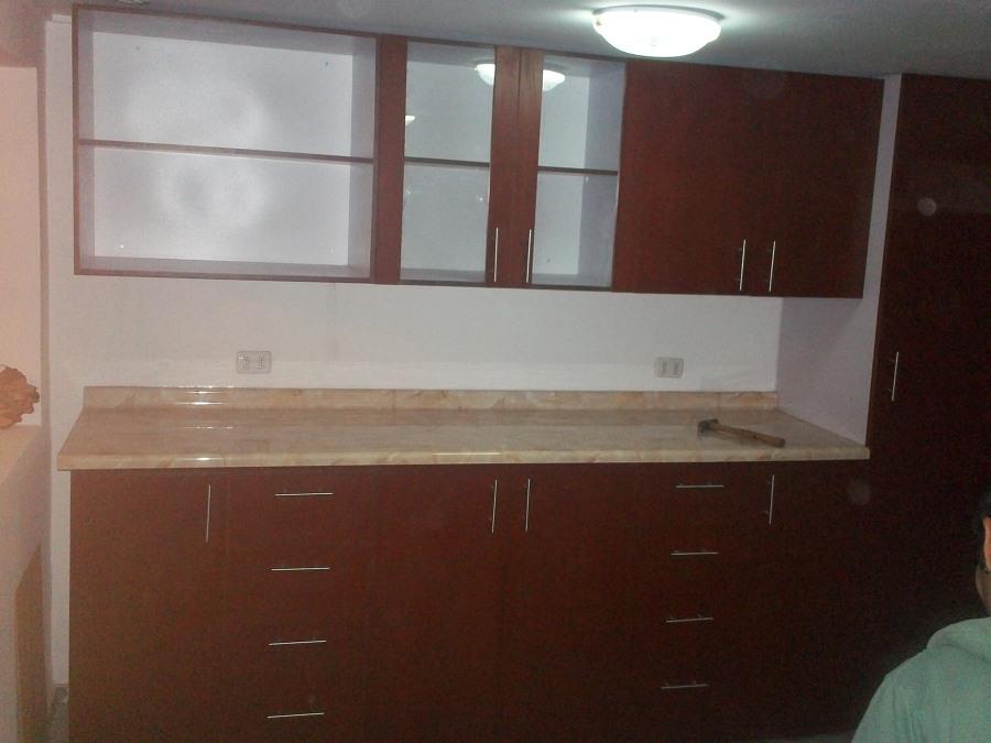 Foto proyecto cocina de muebles v y v 42042 habitissimo for Proyecto muebles de cocina