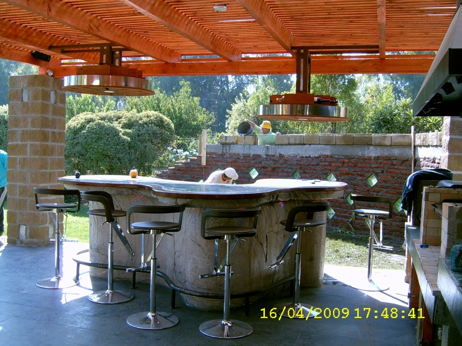 Foto quinchos y terrazas de sercalchile 5842 habitissimo - Fotos de cerramientos de terrazas ...