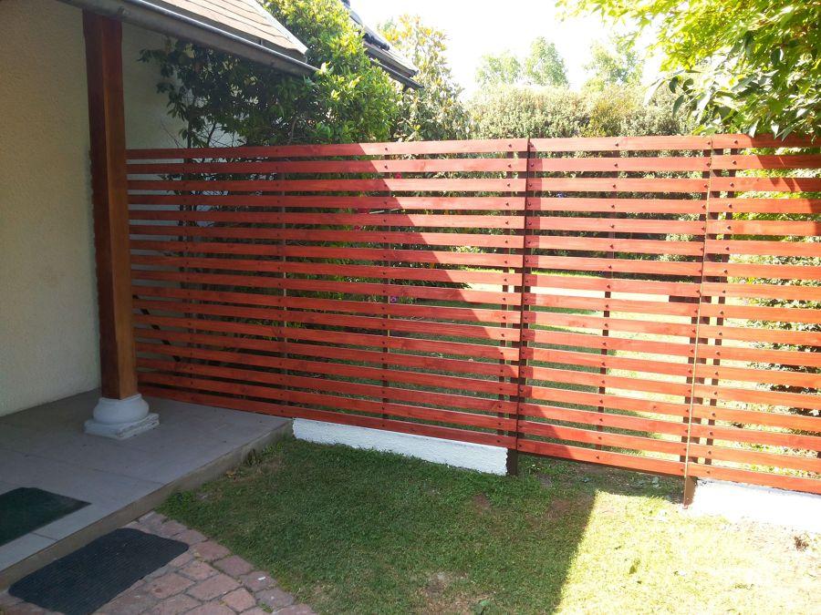 Rejas de jardin fabulous exteriores de casa de colkor - Rejas para jardin ...
