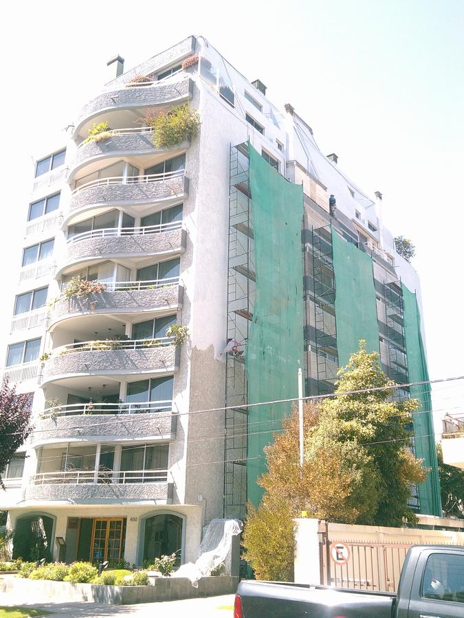 Remodelacion Exterior Edificio Don Guillermo