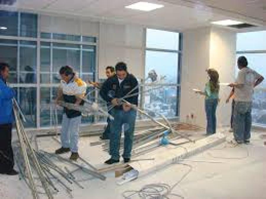 Foto remodelacion oficina de architecture design 36625 for Remodelacion oficinas