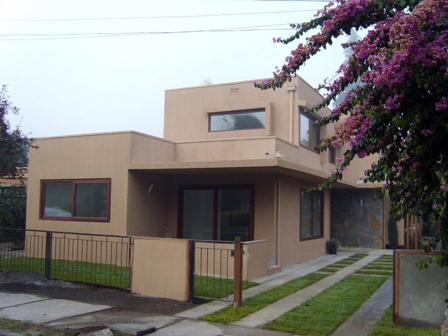 Remodelacion y Ampliacion Casa Particular - Concepcion