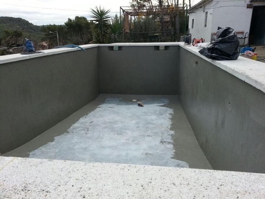 Foto reparacion de piscina de s c 53087 habitissimo for Reparacion piscinas