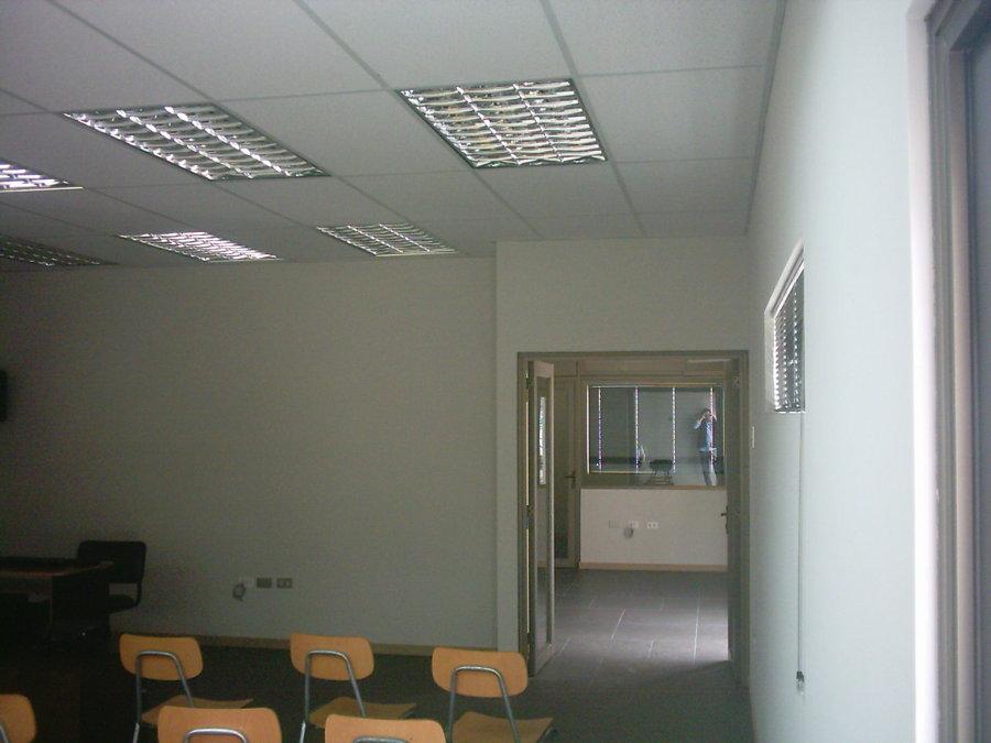 Sala de oficinas y reuniones
