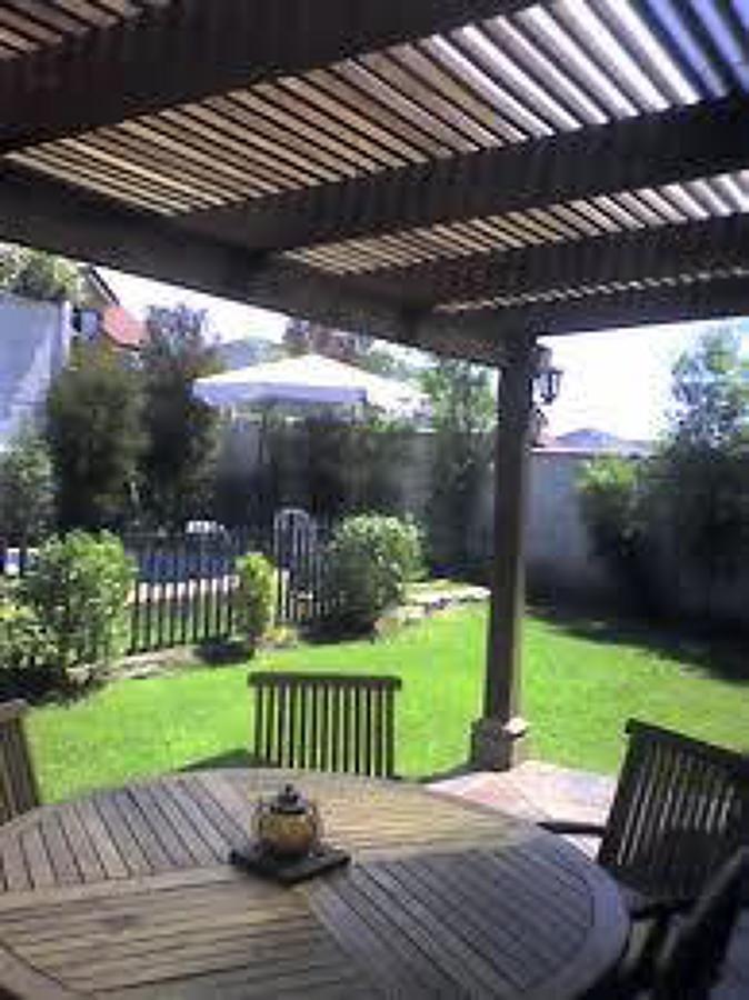 Foto techado terraza de mejor hogar 21697 habitissimo for Tipos de toldos para terrazas