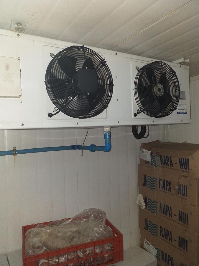 mantencion a unidades evaporadora