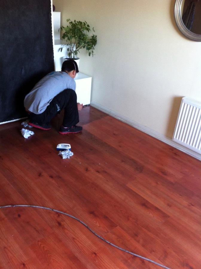 Foto trabajo de limpieza piso flotante de toscana clean - Trabajo piso pareja opiniones ...