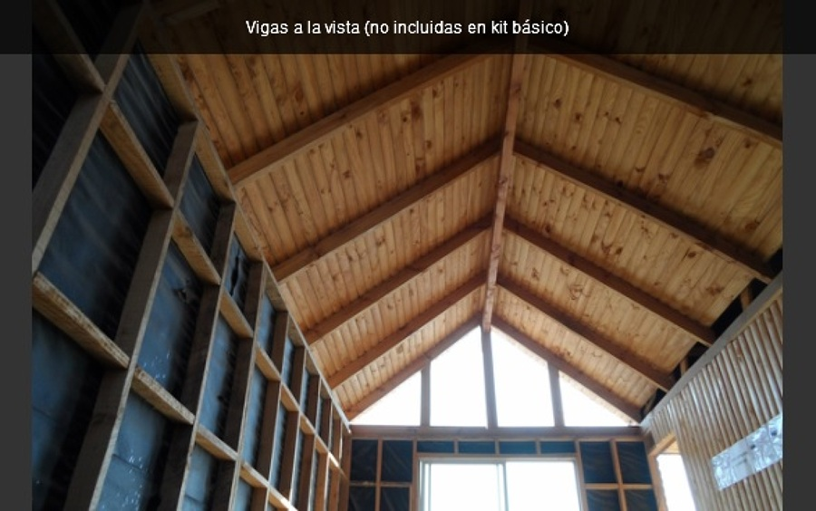 Foto: Vigas a la Vista de Constructora Hrt #52167 - Habitissimo