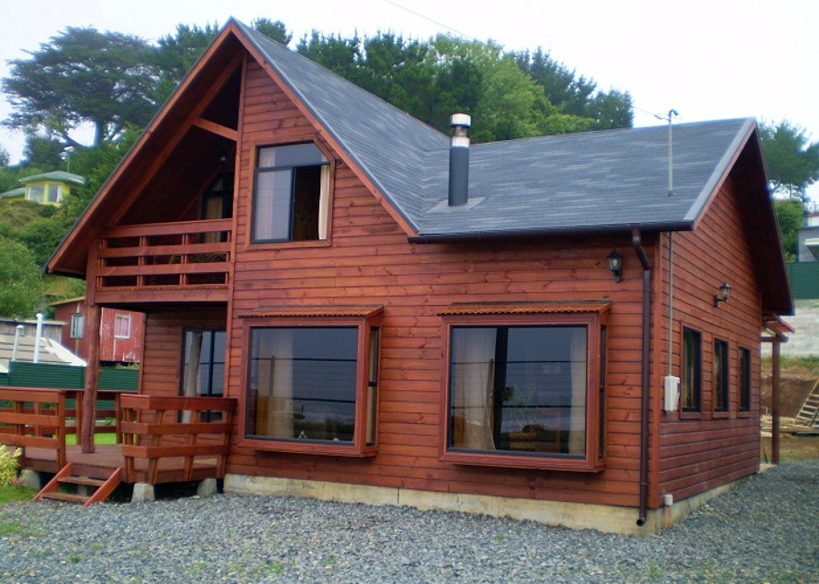 Foto vivienda tipo caba a rural de ingensider ltda 10457 for Precios de cabanas prefabricadas