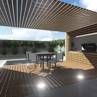 Propuesta Quincho Casa Jardin del Mar