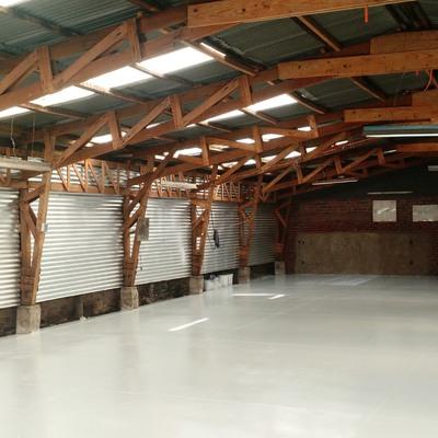 Garage Italia - Galpón remodelado