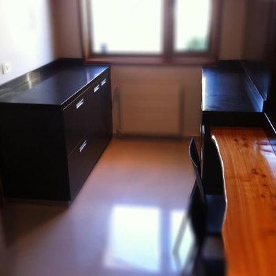 Muebles con cubierta de granito
