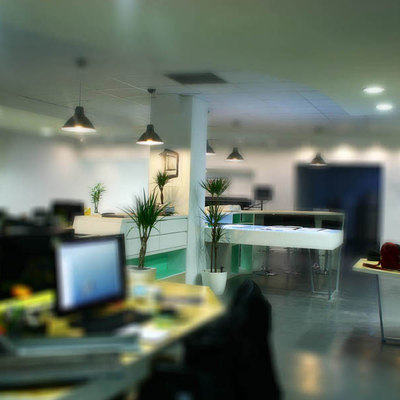 Gratos ambientes de trabajo