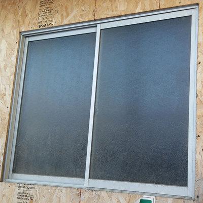 ventanas de alumiinio