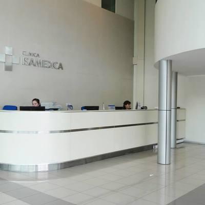 Repecion clinica isamedica