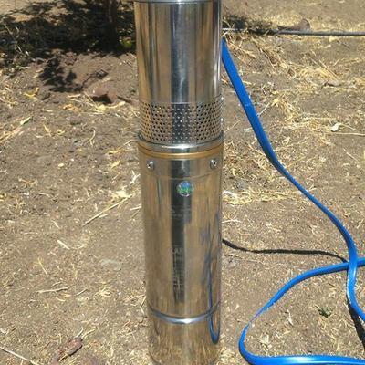 Bomba solar 500W