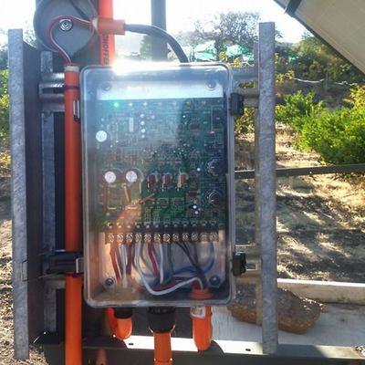 Controlador Bomba solar 500W