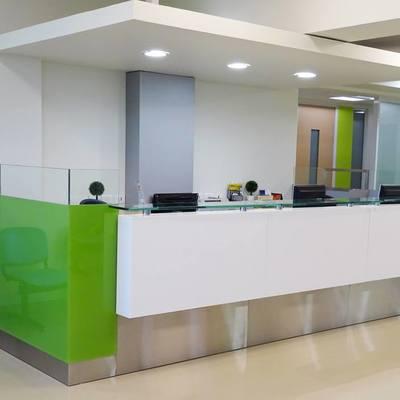 Recepcion odontologia clinica isamedica