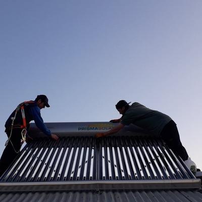 Instalación Termo Solar 300 litros