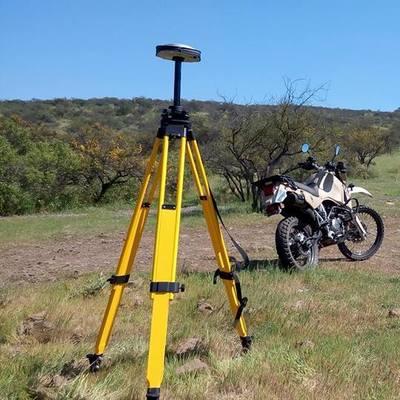 Moto-topografía