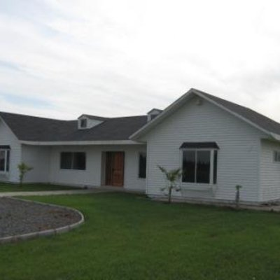 Casa rural con limahoyas