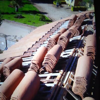 Instalaciones tejas