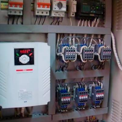 Control motores con variadores de frecuencia