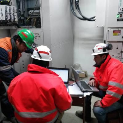 Programación y  ajuste protecciones de Celdas de media tensión