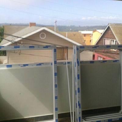 ventanas de aluminio y pvc en termopanel