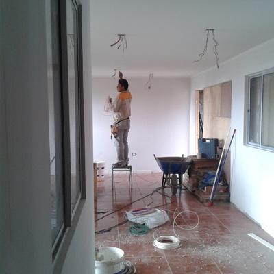 Instalación electrica domiciliaria