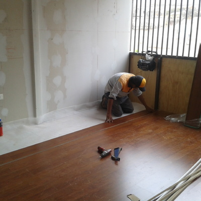 Instalacion de pisos