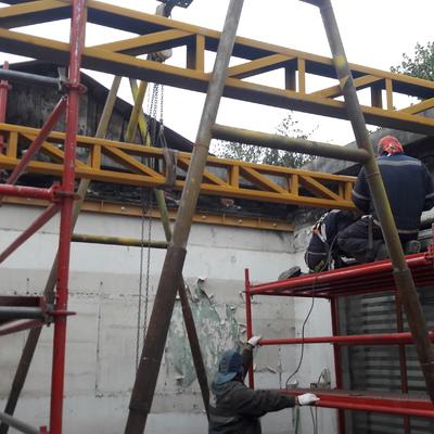 Estructura Metalica Losa colaborante