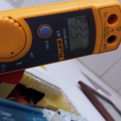 medicion de variables electricas