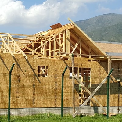 Construccion de casa Pucalan
