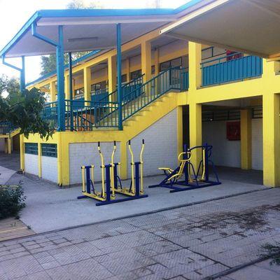 Habilitación Colegio Luis Arrieta Caña