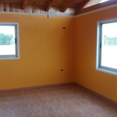 Interiores living comedor