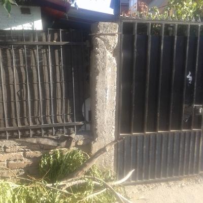 remodelacion porton y puerta pricipal