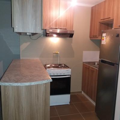 muebles de cocina departamento pequeño