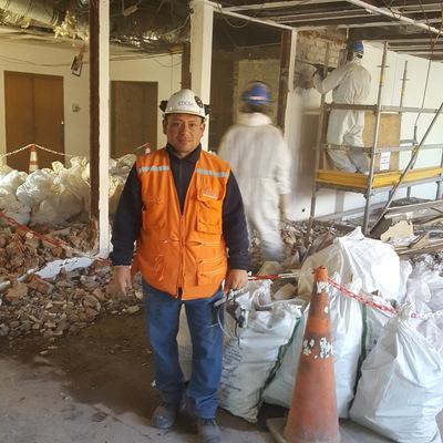 demoliciones para ampliacion oficinas codelco rancagua