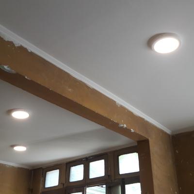 Remodelacion de iluminación