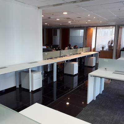 Areas operativas para oficinas